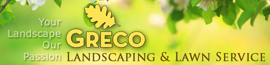 Greco landscaping lawn service your landscape our for Garden lawn care service